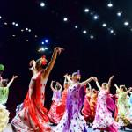 2016 丹羽暁子スペイン舞踊教室 発表会